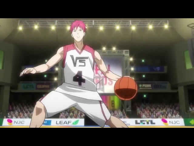 Баскетбол Куроко: Последняя игра (Last Game)