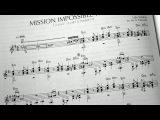 Mission Impossible - Lalo Schifrin (arr. Noriyasu Takeuchi) classic guitar