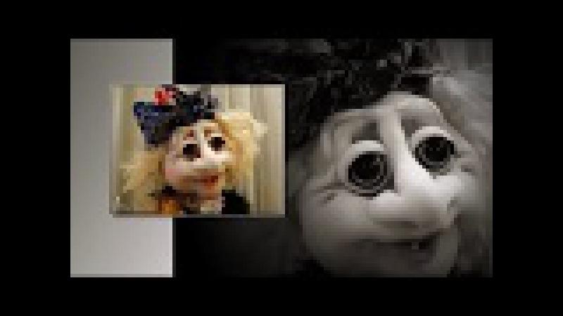 Авторские куклы Елены Лаврентьевой в скульптурно-текстильной (чулочной) технике