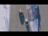 RAW VIDEO Entire high speed chase of carjacking suspect through Denver metro area