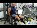 Разгибание ног сидя в тренажере изолирующие упражнения для квадрицепсов
