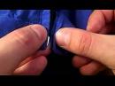 Ремонт одежды Как быстро поменять молнию без распарывания