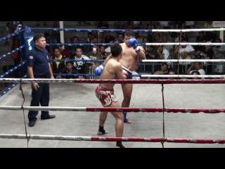 Deachkalon (Tiger Muay Thai) vs Anupong Lookthamsua 17/2/17