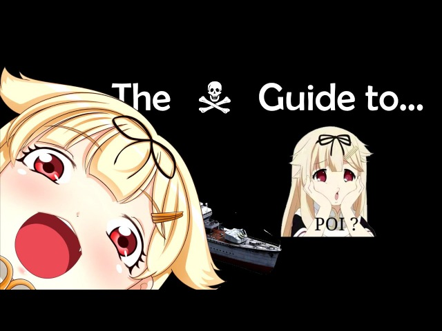 What is Poi Guide to Shiratsuyu - Jolly Roger Adv 7 (World of Warships Funny Moments)