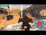 War Robots test server 3.2.0(203) Stealth Bot, Fly Bot, Map Dreadnought