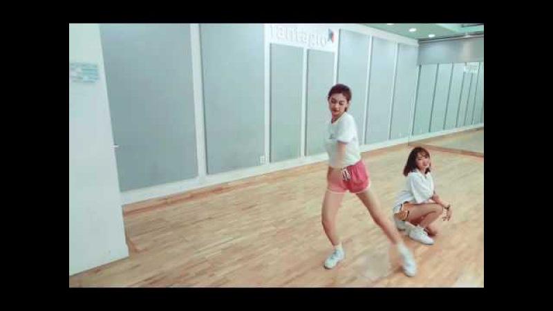 Doyeon Yoojung Problem (Ariana Grande) Dance💖