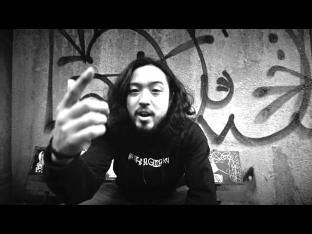 DJ RYOW『ビートモクソモネェカラキキナ 2016 REMIX feat.般若, 漢 a.k.a. GAMI R-指定』【Music Video】