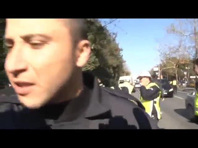 Ердоғанның кортежі ірі жол апатына ұшырады зардап шеккендер бар