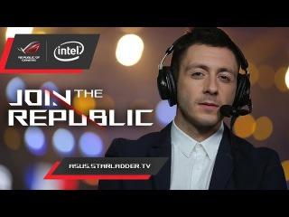 Стань частью команды Join The Republic Russia по CS:GO!
