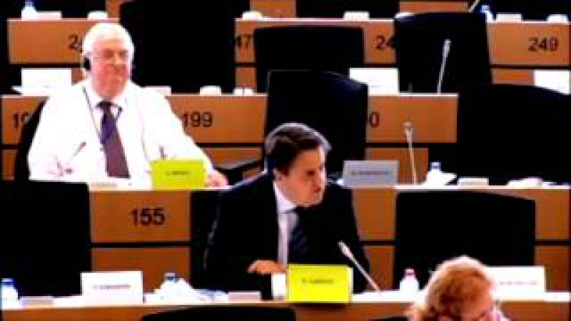White Genocide Exposed in EU Parliament