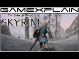 Skyrim - 10 Минут Геймплея Nintendo Switch