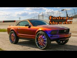 Easter Car Show 2k17 in HD (must See) (lifted trucks, big rims, old school, muscle cars, foreigns)