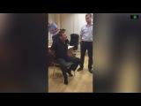 Задержание и допрос полицейского, расстрелявшего семью в Ростове 11.07.17