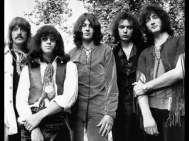 Deep Purple 'First Day Jam' Instrumental 1973