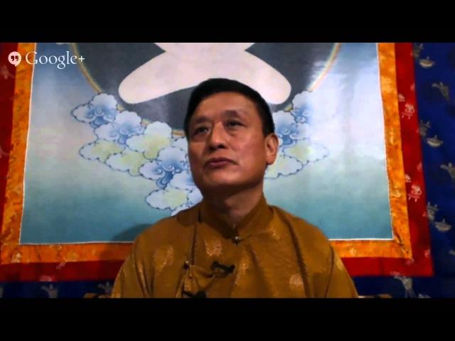 Тендзин Вангьял Ринпоче - 21 гвоздь часть 2