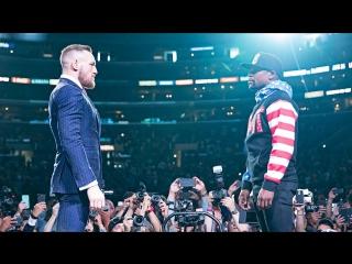 Conor McGregor vs Floyd Mayweather Promo