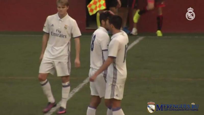 Merengues.ru | CD Mensajero - Real Madrid Castilla 2:2