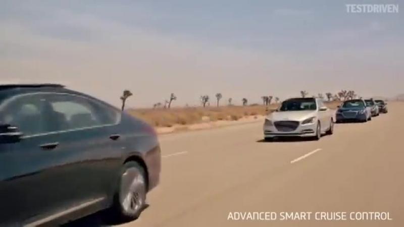Круиз-контроль от Hyundai
