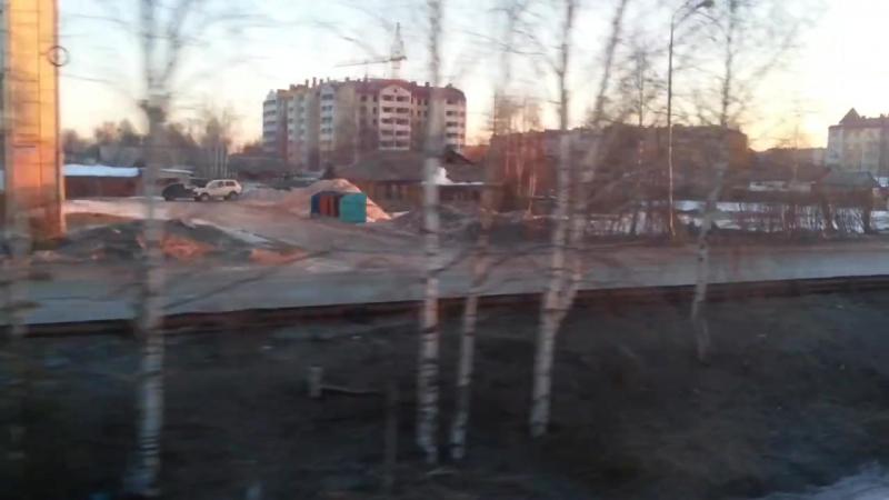 2015.04.02 06-22 Поезд 337Е Екатеринбург-Приобье