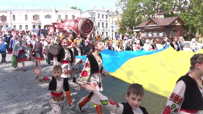 Парад колективів учасників