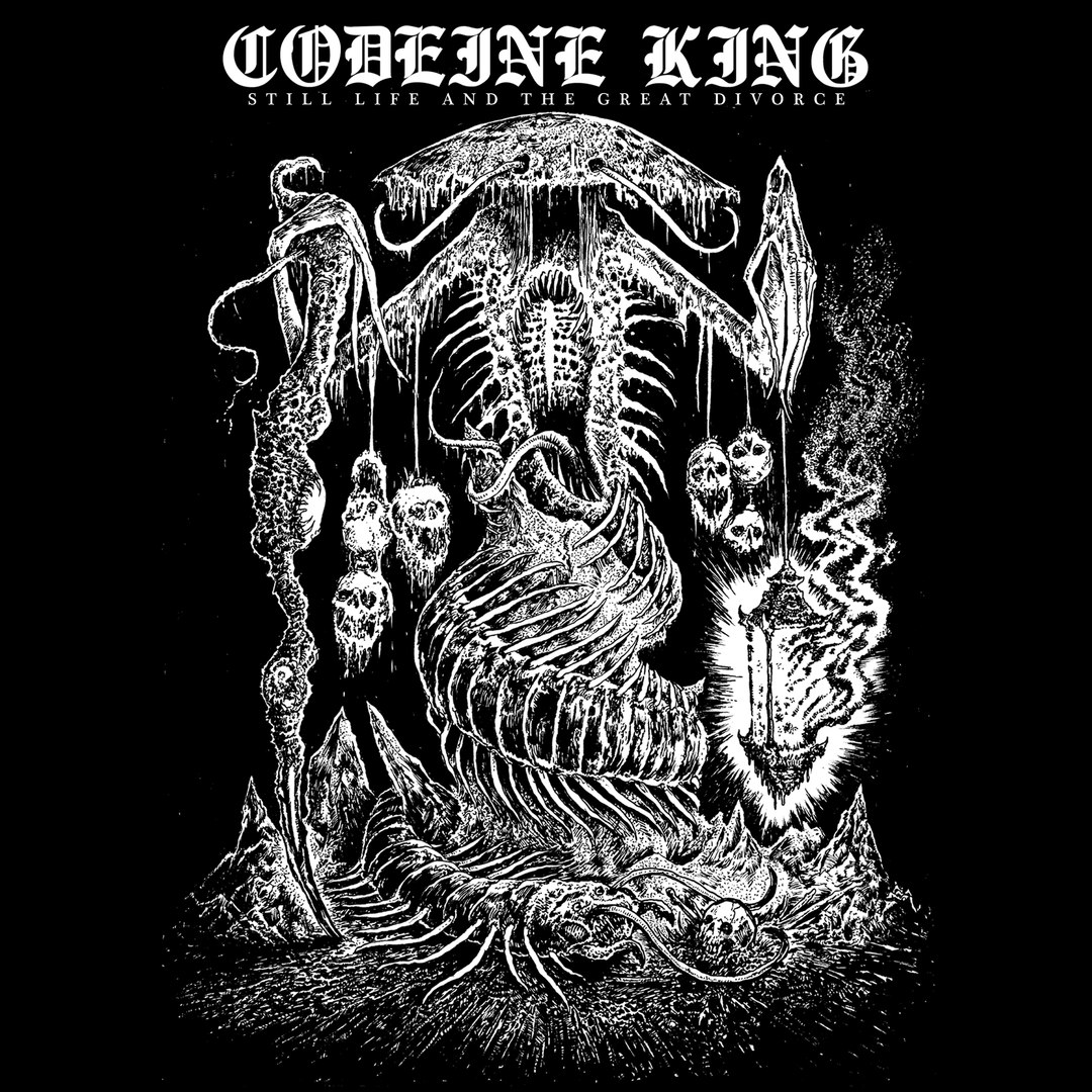 Codeine King - Still Life and the Great Divorce [EP] (2017)