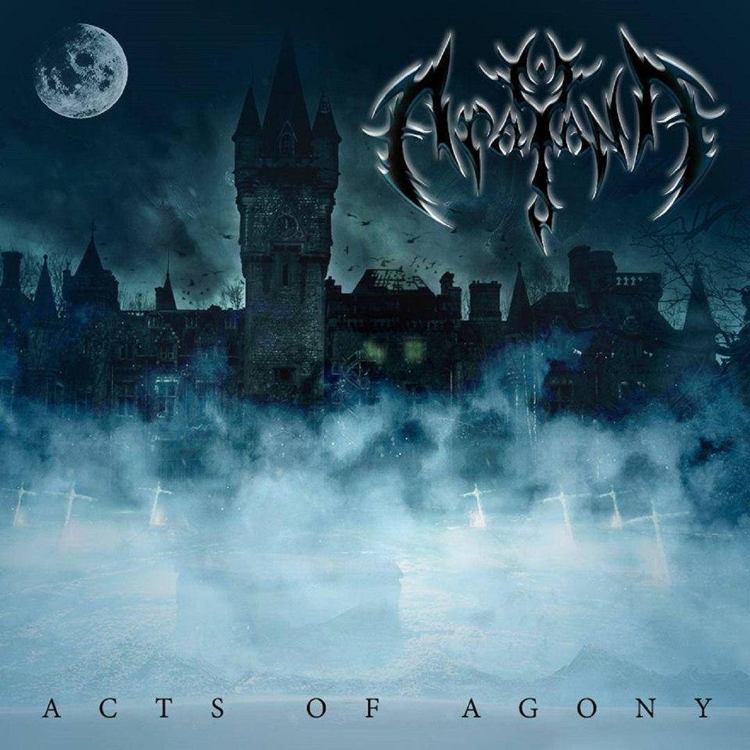 Arayana - Acts Of Agony (2017)