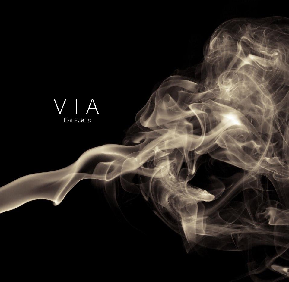 V I A - Transcend [EP] (2017)