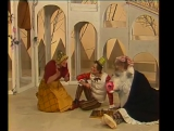 Баллада о королевском бутерброде (Kings Breakfast by A.A Milne, перевод Маршака) (
