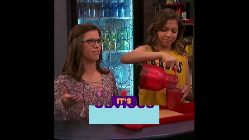 It's the question of the century all iCarly fans NEED to know See if the GameShakers get the scoop tonight at 8p 7c 💑 iCarl