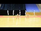 Чер-данс дуэт Злата +Даша ))