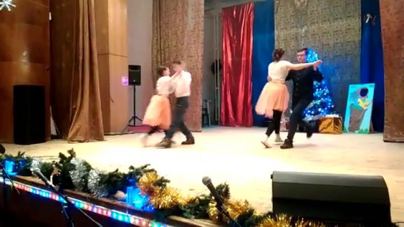Танго. Зимняя смена 2017