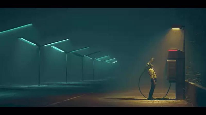 The Electric State - Simon Stålenhag's New Narrative Artbook