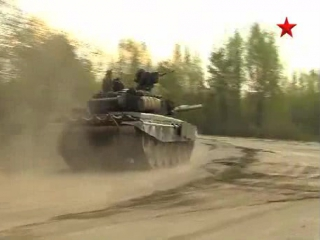 Реинкарнация танка Т-90С на что способен «Бхишма»