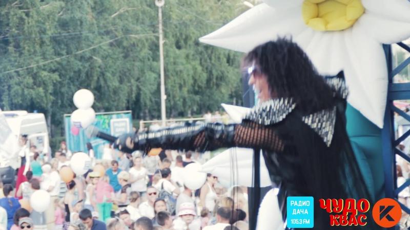 ВТОРОЙ ДЕНЬ РОЖДЕНИЯ Радио Дача в Оренбурге / 29.07.2017г.