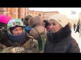 Три дня и три ночи простояли родители будущих первоклассников у дверей казанской школы №35