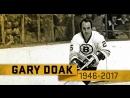 Moment of silence for Gary Doak