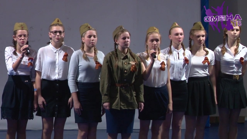 Конкурс военно-патриотической песни на Всероссийском фестивале юных краеведов-туристов «Искатели»