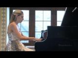 Морис Равель (Maurice Ravel) - Игра Воды. Jeux deau. (Катя Брауншвайлер)