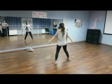 танец Эмины часть 1
