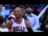 Самые смешные моменты в НБА на прошлых выходных