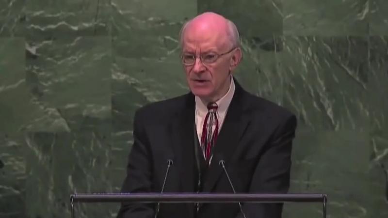 Невероятная история пастора рассказанная с трибуны ООН