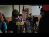 The Space Between Us Behind the Scenes- Exclusive (Britt Robertson, Asa Butterfield)