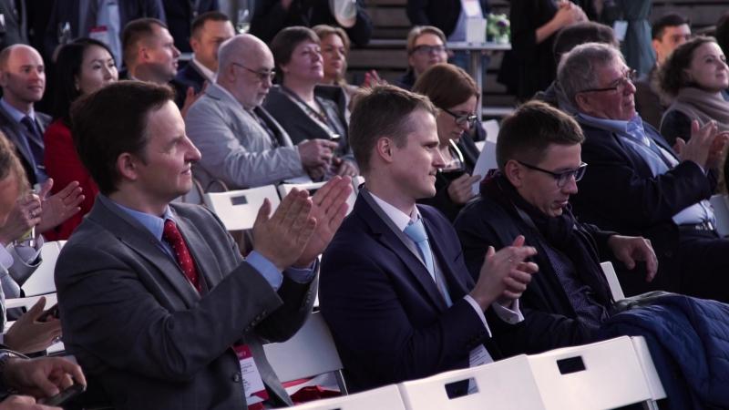 Первая встреча выпускников СПбГУ в Москве