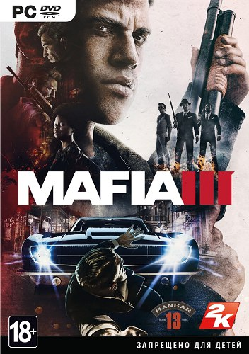 Мафия 3 / Mafia III - Digital Deluxe Edition [Update 4 + 3 DLC] (2016) PC | RePack от xatab