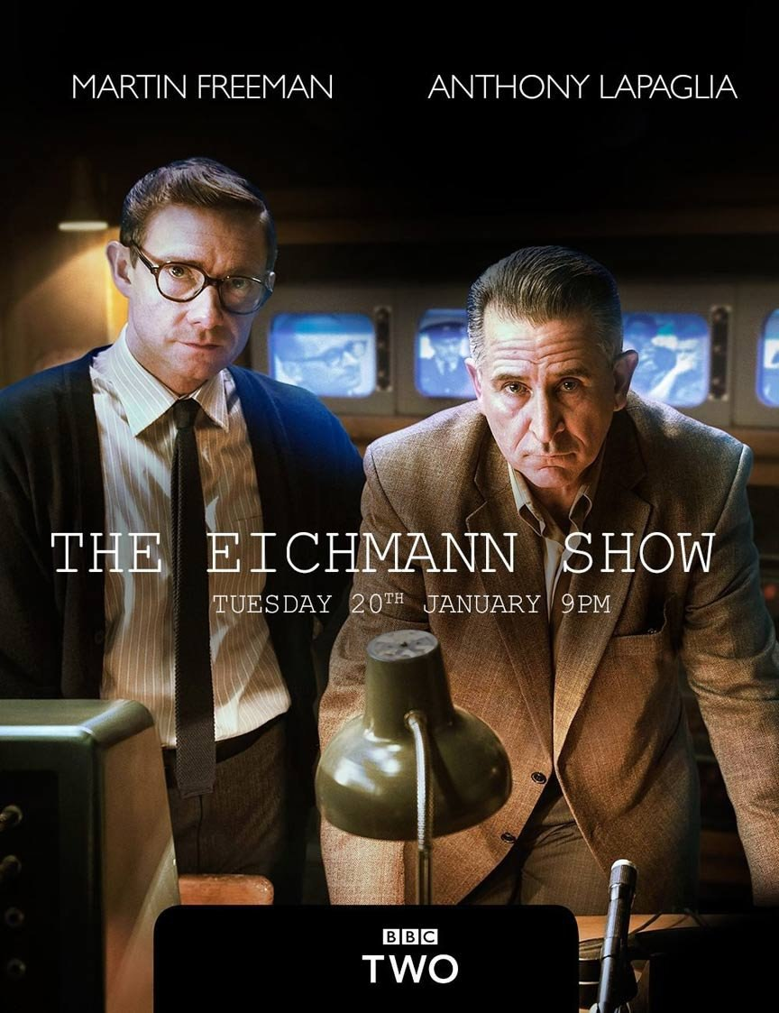 Шоу Эйхмана / The Eichmann Show (2015) BDRip | L