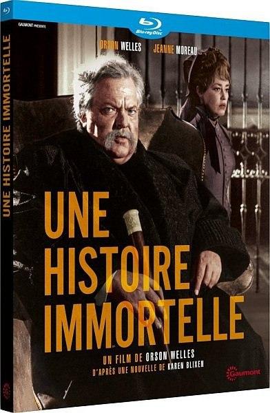 Бессмертная история / Histoire immortelle (1968) HDRip