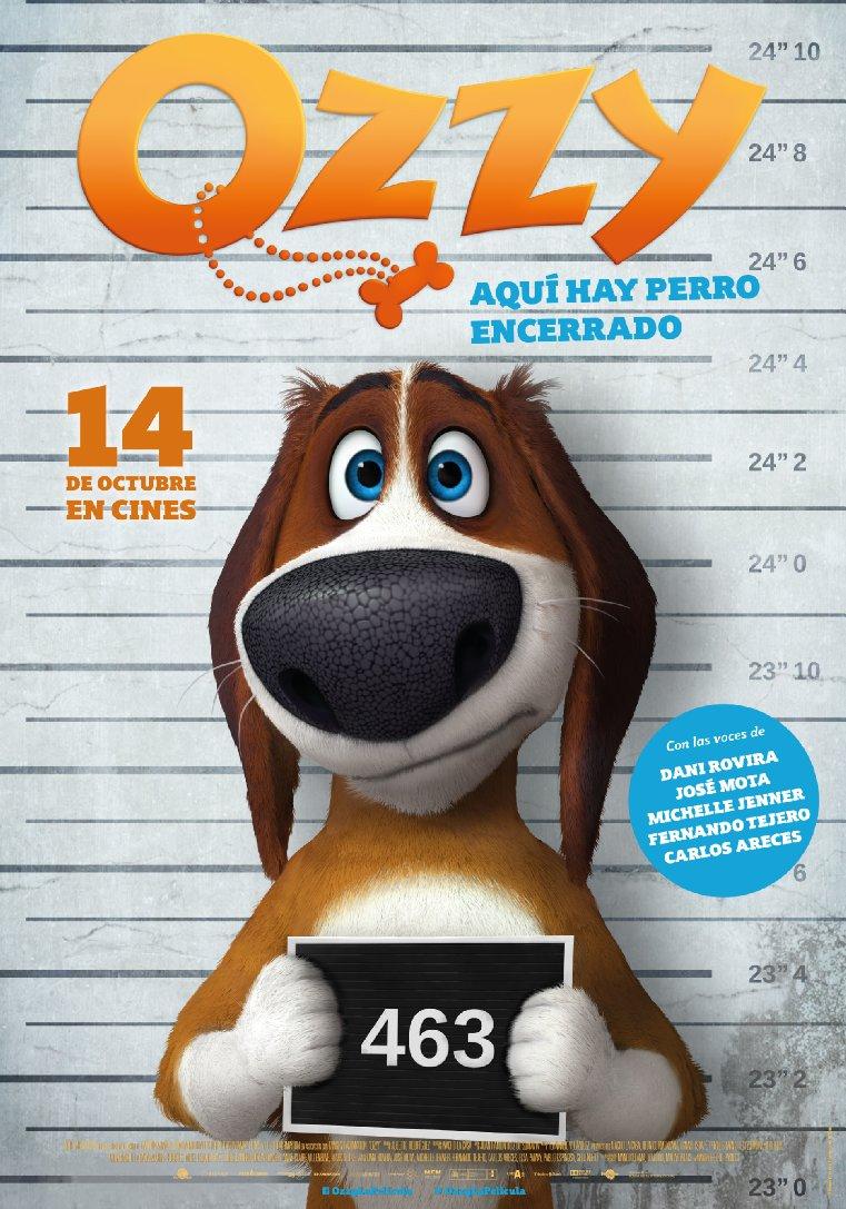 Большой собачий побег / Ozzy (2016) WEB-DLRip | iTunes