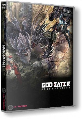 God Eater: Resurrection (2016) PC   RePack от R.G. Freedom