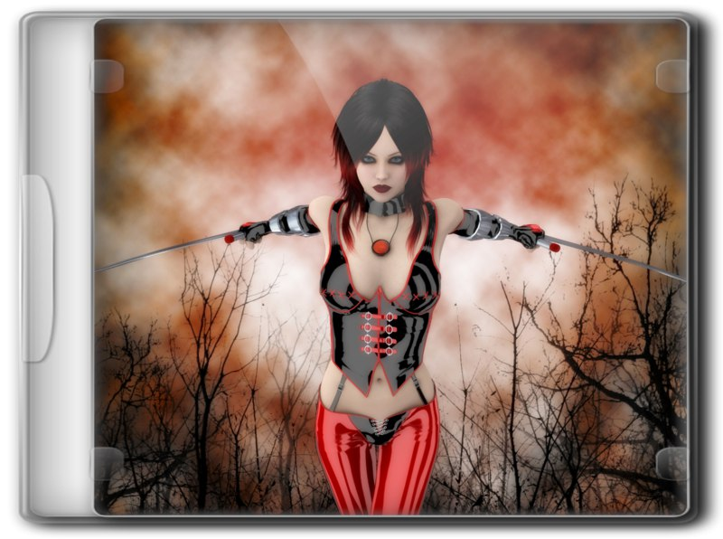 BloodRayne 2 [HD texture pack + Models] (2005) PC | RePack от Juk.v.Muravenike
