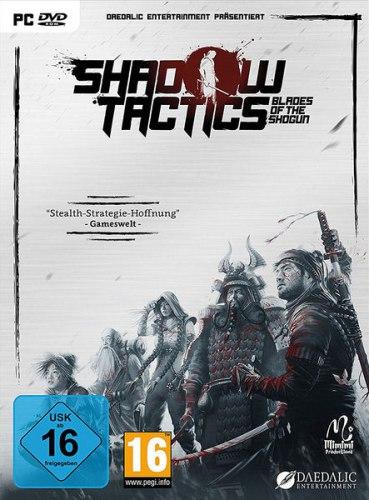 Shadow Tactics: Blades of the Shogun [v 1.1.1.f] (2016) PC   RePack от Juk.v.Muravenike